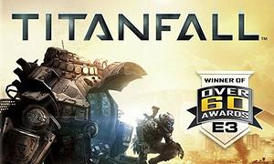 """神兵泰坦-TitanFall-據說遊戲可以最高支援16人比賽,支援AI敵人。而泰坦將會是配備有外骨骼的巨型機甲,身形十分靈活。估計就跟封面上那個大機器人長得差不多。而比賽就會類似於經典的""""大衛對陣歌利亞""""的模式。 據稱,在一場比賽中能夠出動的機甲數是有限的。而步兵們則配備有能夠擊倒泰坦的裝備。..."""