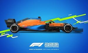 "F1 2021-F1 2021-在2021年國際汽聯一級方程式世界錦標賽™的官方電子遊戲《F1® 2021》中,每段故事都有各自的開端。F1® 2021全新上線眾多震撼功能,包括激動人心的故事體驗""刹車點""、雙人生涯模式以及讓你更近距離感受賽場競速的""真實賽季起步""模式。..."