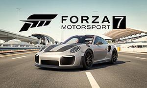 極限競速7-Forza Motorsport 7-《極限競速7(Forza Motorsport 7)》是由Turn 10 Studios製作,微軟發行的一款賽車競速類遊戲,是《極限競速》系列的最新作品。遊戲將在Xbox One X(也就是天蠍座的正式命名)以原生4k解析度和60FPS的畫面呈現。 最新情報: 《極限競速7》將為Xbox One X提供原生4K以及60fps的支援。升級了動態地圖以及光影效果,開發者對遊戲當中所有的車輛、儀表盤、反...