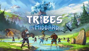 米德加德部落-Tribes of Midgard-提高警惕,巨人來襲! 神話生物、致命亡靈和殘暴巨獸作勢要帶來諸神黃昏,毀滅這個世界! 在這款規模巨大的多人動作生存角色扮演遊戲中,組成最多 10 人的部落,成為維京傳奇吧。...