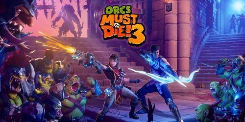 獸人必須死3-Orcs Must Die 3-在備受期待的獲獎遊戲系列《獸人必須死 (Orcs Must Die!) 》的續作中,斬殺、焚燒、拋擲與電擊成群的討厭獸人吧。...