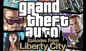 """俠盜獵車手4:自由城之章-Grand Theft Auto Episodes From Liberty City-《俠盜獵車手4:自由城之章》是由Rockstar North/Toronto製作,Rockstar Games發行的一款圍繞犯罪為主題的開放式動作冒險遊戲,是《俠盜獵車手4》的資料擴展篇,包含""""失落與詛咒""""與""""夜生活之曲""""兩個DLC。..."""