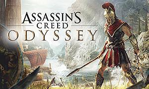 刺客教條:奧德賽-Assassin's Creed Odyssey-《刺客教條:奧德賽(Assassin's Creed Odyssey)》是一款由Ubisoft製作發行的動作角色扮演類遊戲,本次玩家扮演的刺客並不是那麽傳統,而是一名遭到背叛的斯巴達勇士,他在歷經坎坷之後將從一名傭兵成為偉大的傳奇英雄。遊戲過程將伴隨著古希臘的探索,玩家可以根據自己的喜好選擇男女主人公(阿萊希奧斯或者卡珊德拉)。...