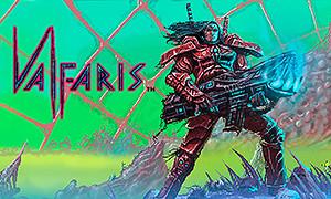 瓦爾法瑞斯-Valfaris-以太空中一個偏遠角落被背景的《瓦爾法瑞斯(Valfaris)》是一款重金屬2D平台動作遊戲,其製作團隊的上一款作品正是在Unity Awards上獲過獎的《Slain:Back From Hell》。殘酷的戰鬥。可怕的敵人。絕美的像素畫面。充滿野性的原聲音樂。準備把星系鬧翻天吧。...