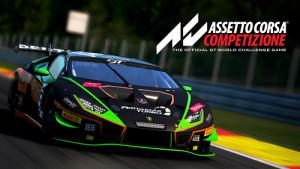 神力科莎出賽準備:競技版 (Assetto Corsa Competizione)