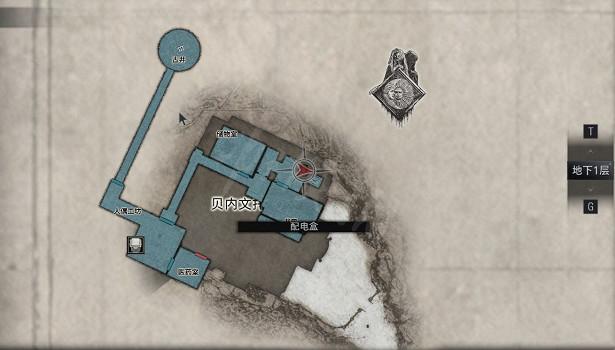 《惡靈古堡8》兒童鐵雕獲取位置分享