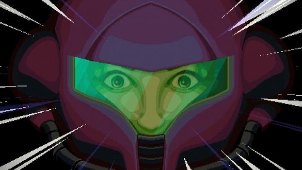 《銀河戰士Prime》精美2D自製版 結局不出所料