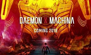 """機甲戰魔-Daemon X Machina-玩家操作的角色在《機甲戰魔 Daemon X Machina)》中被稱為""""outer"""",是被特殊能量影響的人類。人類世界因為月球的隕落出現了新的能量,AI開始不明原因地與人類進行戰鬥。玩家可以駕駛機甲在空中或陸地自由戰鬥,通過撿取敵人掉落的武器、部件,隨時隨地更換戰鬥方式。..."""