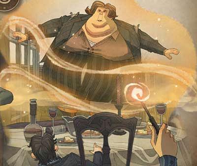 《哈利波特魔法覺醒》膨脹咒卡牌怎麽樣 膨脹咒卡牌介紹