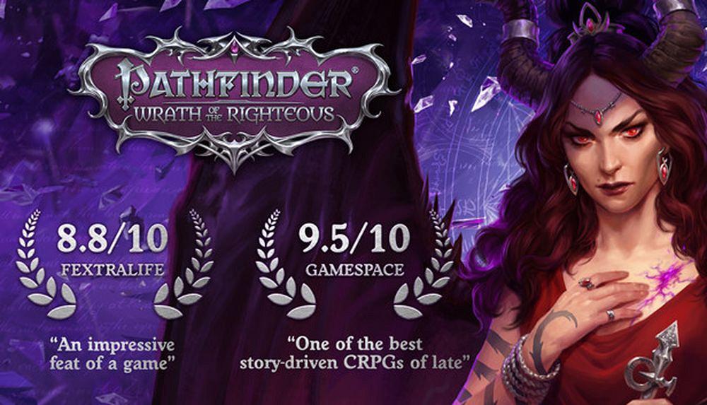 尋路者傳奇:正義之怒-Pathfinder: Wrath of the Righteous-這款全新的史詩 RPG 出自《Pathfinder: Kingmaker》創作者之手,讓你在其中展開旅程,前往惡魔肆虐的國度。探索善與惡的本質、學習獲得力量的真實代價,並以神話英雄的身份崛起,成為能夠達成超越凡俗期望的英雄。...