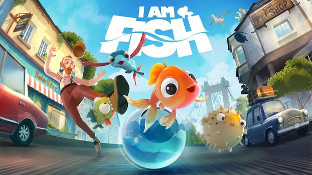 Curve Digital冒險新作《我是小魚兒 (I Am Fish)》正式發售