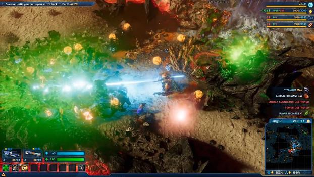 高能電玩節:機甲RPG《銀河破裂者 (The Riftbreaker)》發售日宣傳片