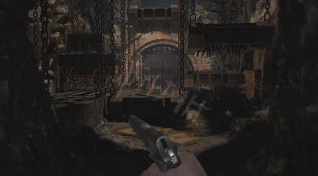 《惡靈古堡8》水井機關門開啟方法分享