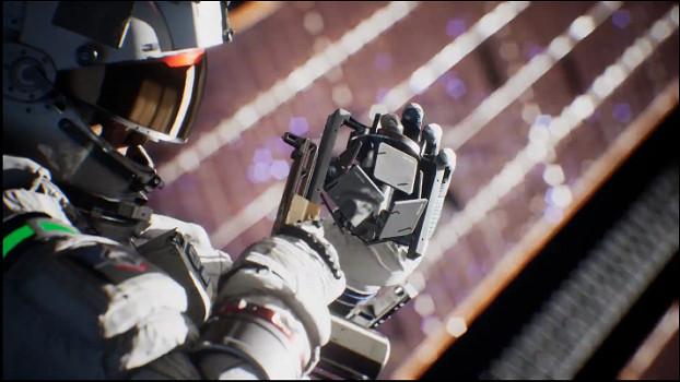 太空0重力FPS《邊境》最新預告 消殺模式登場