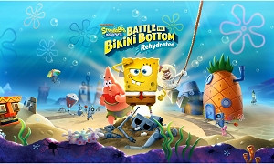 海綿寶寶:爭霸比基尼海灘-再注水-SpongeBob SquarePants-孩子們,你們準備好了嗎?這款忠實再現《海綿寶寶》奇妙歷險記的小眾經典遊戲回歸啦!扮演海綿寶寶、派大星和珊迪,讓邪惡的痞老闆明白,犯罪的報酬比蟹老闆開的工資還要低。...