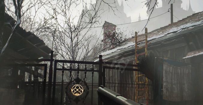 《惡靈古堡8》紅煙囪房子進入方法