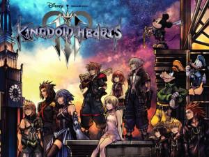 王國之心3-Kingdom Hearts III-<p>《王國之心3 (Kingdom Hearts III)》是由Square Enix製作發行的一款動作RPG遊戲,是經典系列《王國之心》的最新續作。遊戲採用虛幻4引擎進行製作,故事將繼續沿續《王國之心3D》的故事,該遊戲的世界背景選擇的是前作中提到的&ldquo;Dark Seeker&rdquo;的最後篇章,故事將描述與Xehanort的決戰。另外,遊戲擁有第三人稱視角,但NPC和其他角色加...
