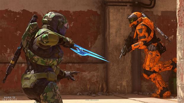 《最後一戰:無限 (Halo Infinite)》新影片展示對抗及排位多人模式設定